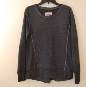 Mossimo Charcol Black Sweatshirt